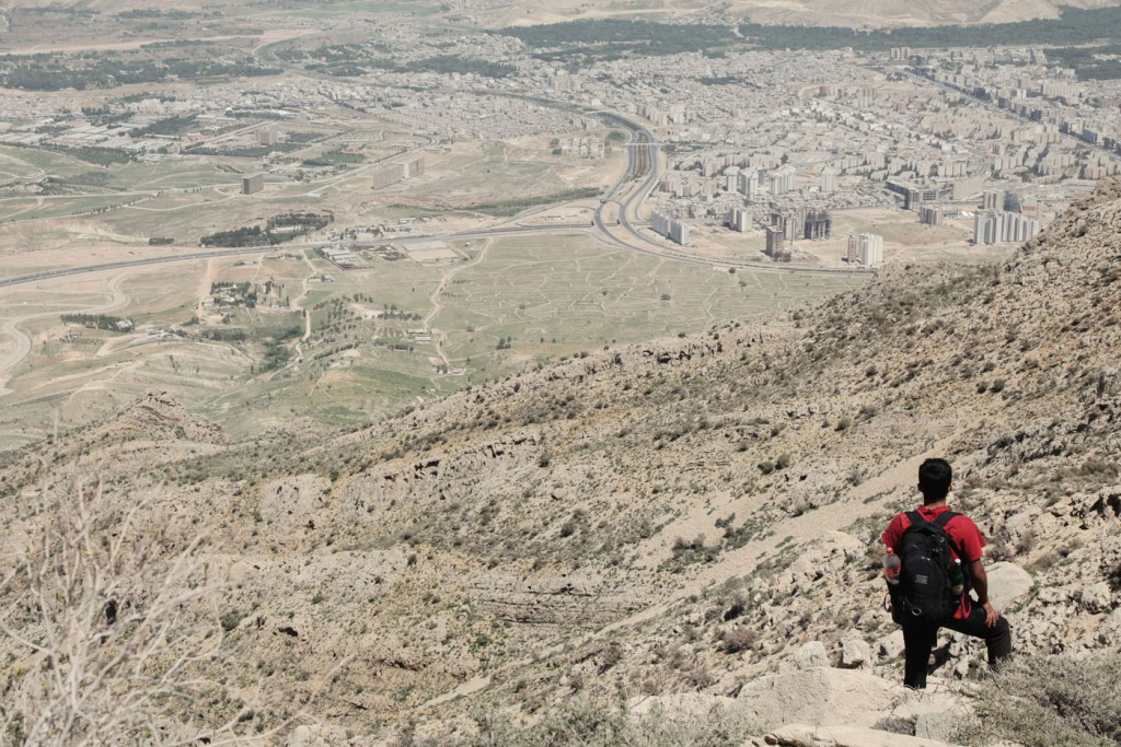 Mountain tour on the 2800 meter high Derak: