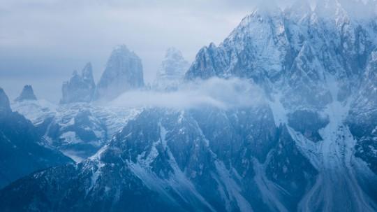 Dear Dolomites, I'm Back