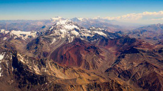 Aconcagua, 6962 Meter